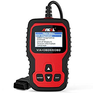 ANCEL VD500 OBD II Diagnostic Scanner for Volkswagen VW Audi Skoda Seat Check Engine Light EPB ABS SRS Code Reader Oil Throttle Position Adaption Brake Pad Reset Tool