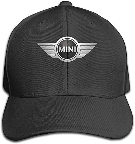 49b03dd1 Qicaiyangguang LowkeyNr1 Mini Cooper Logo Adjustable Peaked Baseball Caps  Hats Duck Tongue Hat For Mens Womens