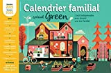 Calendrier familial 2019-2020 special green