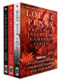Best Fiction Book Series - The Chief Inspector Gamache Series, Books 4-6 Review