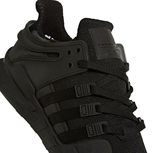 adidas EQT Support ADV, Scarpe da Ginnastica Uomo Nero (Core Black/Core Black/Ftwr White)