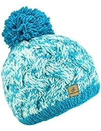 Chillouts Homme Bonnet Klaas bleu