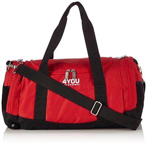4YOU Sporttasche Igrec Sportbag M 25 Liters Chili