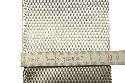 100lfm 400g/m² Unidirektional Glasgewebeband 100mm breit