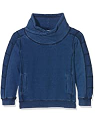 Name It Nitlas Ls Wrap Neck Nmt, Sweat-Shirt àCapuche Garçon