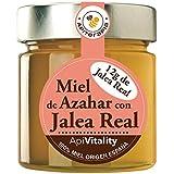 """""""ApiVitality""""Miel De Azahar Con Jalea Real, 300g"""