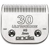Andis Ultra Edge Blade 30 0.5 mm - Juego de cuchillas cortapelos