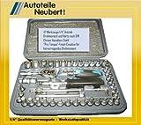Werkzeug-Steckschlüsselsatz 47-teilig-nach DIN...