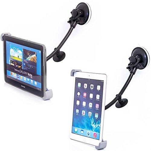 Urbannerd Auto & LKW Windschutzscheibe Tablet Halterung - KFZ Frontscheibe Halterung - Halter für Apple iPad Samsung Google Sony ASUS Amazon & Tablet 7-11 Zoll Car Holder