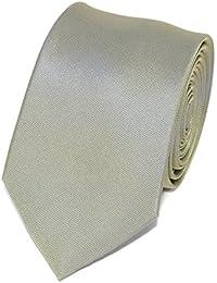 TIECLUB - Cravates Hommes 100% Soie - Coupe Moderne - Largeur de 6,5cm 72d1f71e041