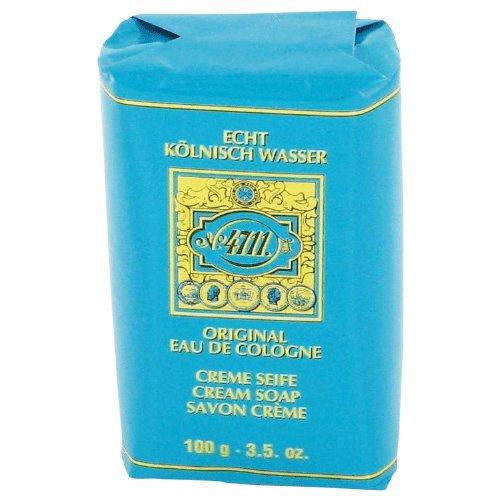 4711 Echt Kölnisch Wasser unisex, Creme Seife 100 g, 1er Pack (1 x 0.1 kg)