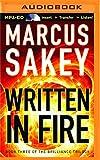 Written in Fire (Brilliance)