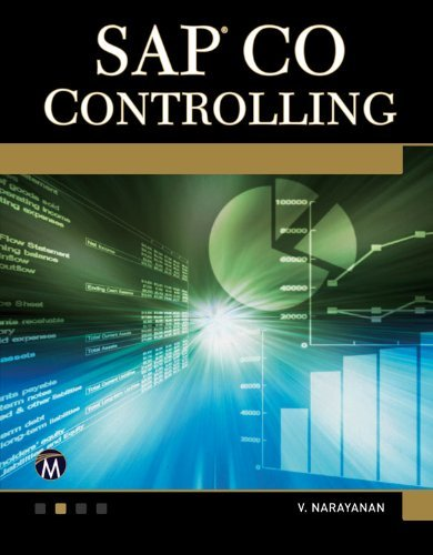 SAP CO: Controlling (Computer Science) by V. Narayanan (2013-02-22) par V. Narayanan