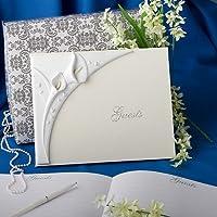 Calla Lilly Wedding Guestbook, 2 by Fashioncraft preisvergleich bei billige-tabletten.eu