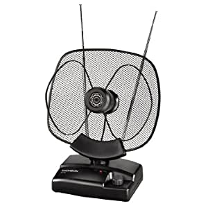 thomson ant 1621 antenne int rieure active 36 db tnt tv. Black Bedroom Furniture Sets. Home Design Ideas
