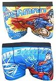 Marvel-Iron Man, Thor, Hulk Herren-Boxer Shorts Zwei Pack -L