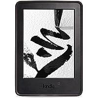 NuPro - Funda de agarre cómodo para Kindle (7ª generación - modelo de 2014), color negro