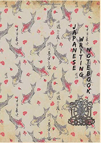 Japanese Writing Notebook: Kanji, Hiragana and Katakana Writing Practice Book. Japanese Composition notebook for Hiragana, Kanji, Hiragana Characters. ... handwriting with Genkouyoushi Sheet Paper - Japanese Journal