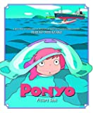PONYO ON THE CLIFF PICTURE BOOK HC