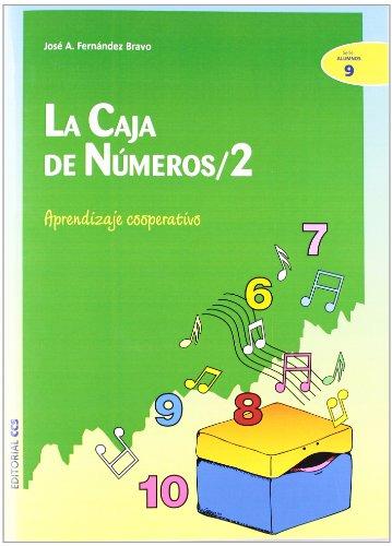 La caja de números 2: Aprendizaje cooperativo (Ciudad de las ciencias) por José Antonio Fernández Bravo