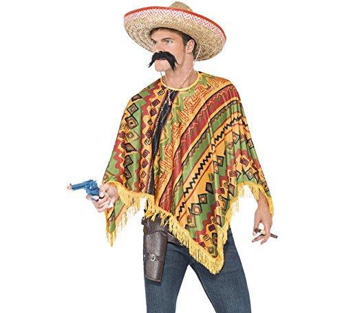 Smiffy's Disfraz de Mexicano para Adultos