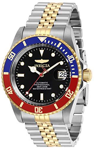 Invicta Pro Diver Reloj de Hombre automático Correa y Caja de Acero 29180