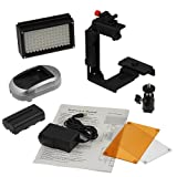 Fotodiox Pro LED 98A with Video Lighting Bracket
