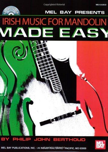 Irish Music for Mandolin Made Easy (Made Easy (Mel Bay))