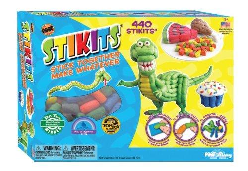 Stikits 440 Piece Set by Poof Slinky (Slinky Schauen)