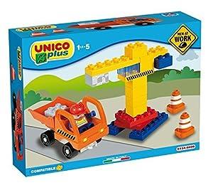 Unico Plus- Obras Públicas Juego de construcción (Androni 8524)