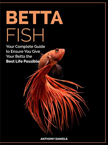 Betta Fish: Your Complete Guide to Ensure You Give Your Betta the Best Life Possible (English Edition)