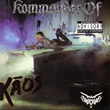 Kommander Of Kaos by Plasmatics with Wendy O'Williams (2000-12-19)