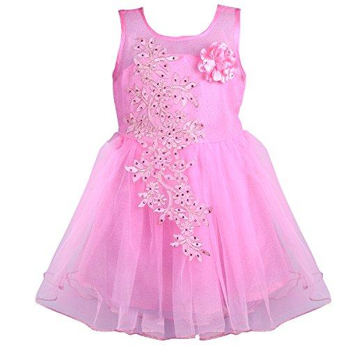 Wish Karo Party wear Baby Girls Frock Dress DNfr1051LP -18-24 Mth
