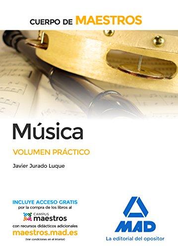 Cuerpo de Maestros Música. Volumen Práctico por S.L. Dos Acordes