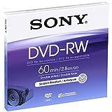 SONY DVD-RW fuer DVD Camcorder 8cm 2,8GB