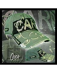 Hotspot Design Carpfishing Elite Cap, verte