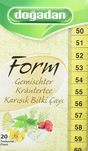 Dogadan Formtee Kräuter, 12er Pack (12 x 40 g) -