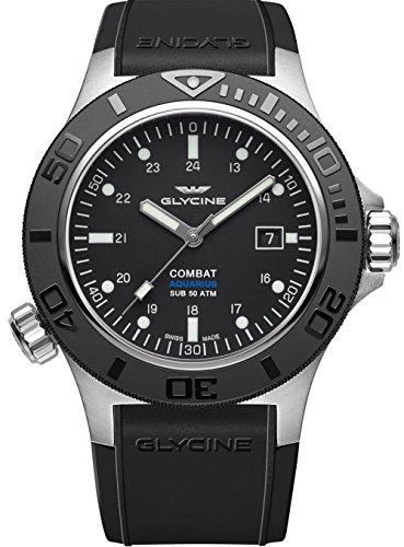 Glycine Combat Aquarius orologi uomo GL0039