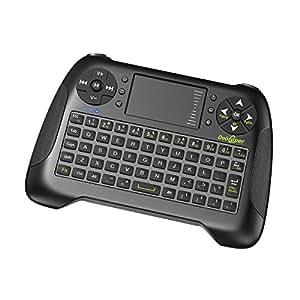dootoper mini wireless keyboard 2 4g mini wireless xbmc electronics. Black Bedroom Furniture Sets. Home Design Ideas