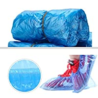 Disposable Shoe Covers for Automatic Shoe Cover Dispensing Machine (Pack of 5000 Pairs)