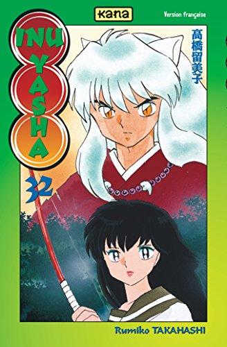 Inu Yasha Vol.32 par TAKAHASHI Rumiko