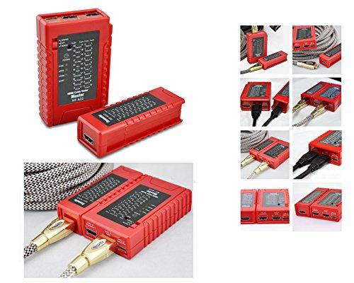 Hdmi-kabel-tester (Kalea Informatique Tester Profi für Kabel HDMI und miniHDMI–Test der 19Kordeln internen)