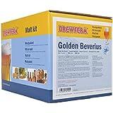 Elaboracion cerveza todo grano Golden Beverius 20 litros