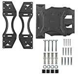 "VonHaus 23-55"" Ultra Slim Cantilever TV Wall Mount Bracket for LCD, LED, 3D & Plasma Screens - Super Strong 40Kg Weight Capacity - FREE Extended 5 Year Warranty Bild 2"