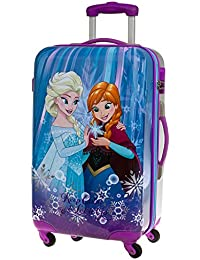 Disney Frozen Keep Calm Maleta, 53 Litros, Color Azul