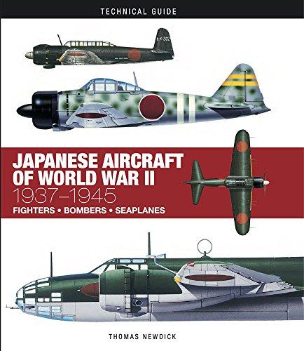 Japanese Aircraft of World War II: 1937-1945 (Technical Guides) por Thomas Newdick