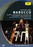 Nabucco: Metropolitan Opera (Levine) [DVD] [2005]