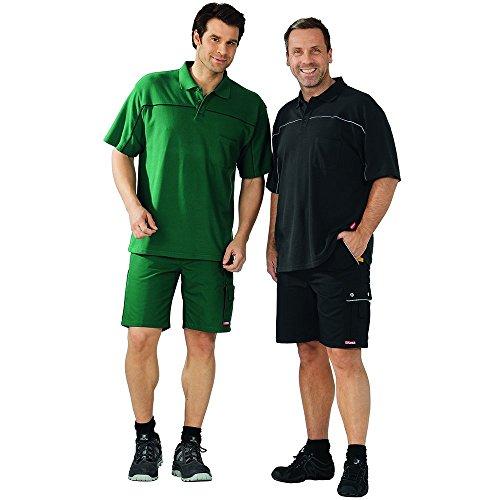 PLANAM - Polo-Shirt - Das starke Outfit für die Sommerfrische. schwarz/zink