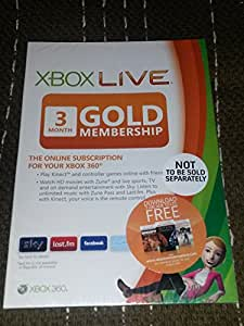 XBOX LIVE GOLD KAUFEN AMAZON