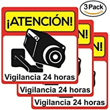 Amazon.es: carteles de alarmas